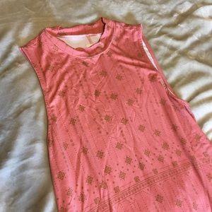 O'Neill mock neck sleeveless dress - size small